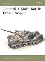 18474 - Jerchel-Sarson, M.-P. - New Vanguard 016: Leopard 1 Main Battle Tank 1965-1995