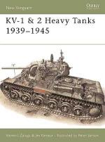 18374 - Zaloga-Sarson, S.J.-P. - New Vanguard 017: KV-1 and 2 Heavy Tanks 1939-1945