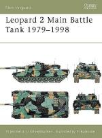 18475 - Jerchel-Badrocke, M.-M. - New Vanguard 024: Leopard 2 Main Battle Tank 1979-1998