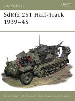 20215 - Culver-Laurier, B.-J. - New Vanguard 025: SdKfz 251 Half-Track 1939-1945
