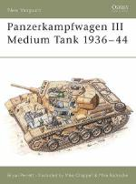 19821 - Perrett-Smith, B.-D. - New Vanguard 027: Panzerkampfwagen III Medium Tank 1936-44