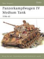 19822 - Perrett-Smith, B.-D. - New Vanguard 028: Panzerkampfwagen IV Medium Tank 1936-1945