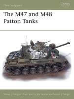 18630 - Zaloga-Laurier, S.-J. - New Vanguard 031: M-47 and M-48 Patton Tanks