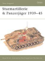 20709 - Perrett-Badrocke, B.-M. - New Vanguard 034: Sturmartillerie and Panzerjaeger 1939-45