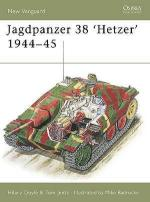 18244 - Doyle-Badrocke, H.-M. - New Vanguard 036: Jagdpanzer 38 Hetzer 1944-45