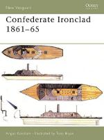 21743 - Konstam-Bryan, A.-T. - New Vanguard 041: Confederate Ironclad 1861-65