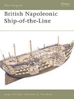 21711 - Konstam-Bryan, A.-T. - New Vanguard 042: British Napoleonic Ship-of-the-Line