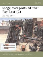 22601 - Turnbull-Reynolds, S.-W. - New Vanguard 044: Siege Weapons of the Far East (2) AD 960-1644