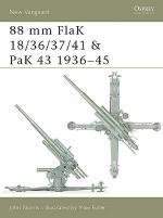 22503 - Norris-Fuller, J.-M. - New Vanguard 046: 88 mm FlaK 18/36/37/41 and PaK 43 1936-45