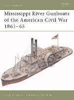 22577 - Konstam-Bryan, A.-T. - New Vanguard 049: Mississippi River Gunboats of the American Civil War 1861-65