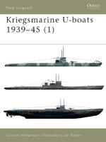 22565 - Williamson-Palmer, G.-I. - New Vanguard 051: Kriegsmarine U-boats 1939-45 (1)