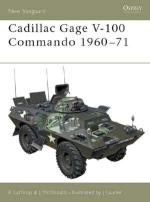 22520 - Lathrop-Laurier, R.-J. - New Vanguard 052: Cadillac Gage V-100 Commando 1960-71