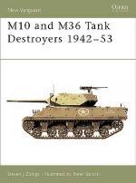 22611 - Zaloga-Sarson, S.J.-P. - New Vanguard 057: M-10 and M-36 Tank Destroyers 1942-53