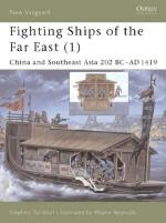 23917 - Turnbull-Reynolds, S.-W. - New Vanguard 061: Fighting Ships of the Far East (1) China and Southeast Asia 202 BC-AD 1419