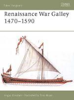 23927 - Konstam-Bryan, A.-T. - New Vanguard 062: Renaissance War Galley 1470-1590