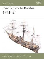 25753 - Konstam-Bryan, A.-T. - New Vanguard 064: Confederate Raider 1861-65