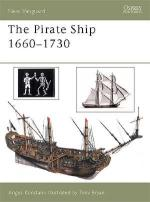 25584 - Konstam-Bryan, A.-T. - New Vanguard 070: Pirate Ship 1660-1730