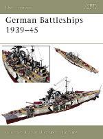25507 - Williamson-Palmer, G.-I. - New Vanguard 071: German Battleships 1939-45
