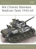 25420 - Zaloga-Laurier, S.J.-J. - New Vanguard 073: M4 (76mm) Sherman Medium Tank 1943-53