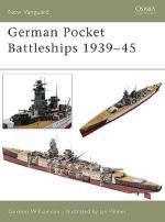25963 - Williamson-Palmer, G.-I. - New Vanguard 075: German Pocket Battleships 1939-45