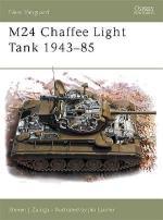 25608 - Zaloga-Laurier, S.J.-J. - New Vanguard 077: M24 Chaffee Light Tank 1943-70