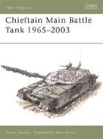 26763 - Dunstan-Sarson, S.-P. - New Vanguard 080: Chieftain Main Battle Tank 1965-2003