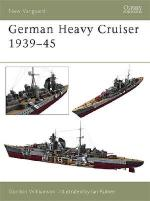25738 - Williamson-Palmer, G.-I. - New Vanguard 081: German Heavy Cruisers 1939-45