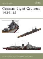 27031 - Williamson-Palmer, G.-I. - New Vanguard 084: German Light Cruisers 1939-45