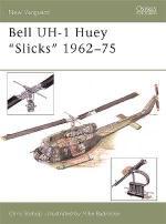 26740 - Bishop-Badrocke, C.-M. - New Vanguard 087: Bell UH-1 Huey 'Slicks' 1962-75