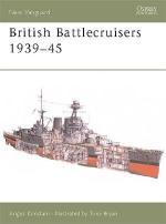 26793 - Konstam-Bryan, A.-T. - New Vanguard 088: British Battlecruisers 1939-45