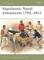 26781 - Henry-Delf, C.-B. - New Vanguard 090: Napoleonic Naval Armaments 1792-1815
