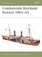 26794 - Konstam-Bryan, A.-T. - New Vanguard 092: Confederate Blockade Runner 1861-65