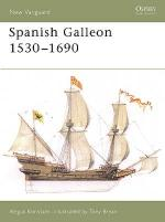 26796 - Konstam-Bryan, A.-T. - New Vanguard 096: Spanish Galleon 1530-1690
