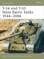 29939 - Zaloga-Johnson, S.J.-H. - New Vanguard 102: T-54 and T-55 Main Battle Tanks 1944-2004