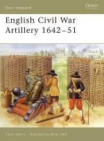 30568 - Henry-Delf, C.-B. - New Vanguard 108: English Civil War Artillery 1642-60