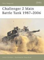 33463 - Dunstan, S. - New Vanguard 112: Challenger 2 Main Battle Tank 1987-2006
