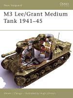 32074 - Zaloga-Johnson, S.J.-H. - New Vanguard 113: M3 Lee/Grant Medium Tank 1941-45