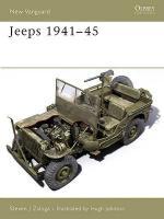 32075 - Zaloga-Johnson, S.J.-H. - New Vanguard 117: Jeeps 1941-45