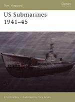 32010 - Christley-Bryan, J.-T. - New Vanguard 118: US Submarines 1941-45