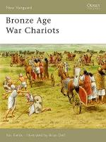 32027 - Fields-Delf, N.-B. - New Vanguard 119: Bronze Age War Chariots