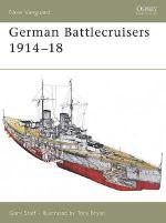 33490 - Staff, G. - New Vanguard 124: German Battlecruisers 1914-18