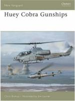 34779 - Bishop, C. - New Vanguard 125: Huey Cobra Gunships