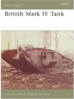 35946 - Fletcher-Bryan, D.-T. - New Vanguard 133: British Mark IV Tank