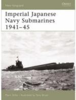 35948 - Stille-Bryan, M.-T. - New Vanguard 135: Imperial Japanese Navy Submarines 1941-45