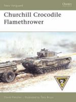 37173 - Fletcher-Bryant, D.-T. - New Vanguard 136: Churchill Crocodile Flamethrower