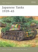 37174 - Zaloga-Bull, S.J.-P. - New Vanguard 137: Japanese Tanks 1939-45