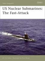 37175 - Chrystley-Bryant, J.-T. - New Vanguard 138: US Nuclear Submarines: The Fast Attack