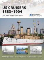38072 - Burr-Palmer, L.-I. - New Vanguard 143: US Cruisers 1883-1908. The birth of the steel navy