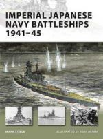 39024 - Stille, M. - New Vanguard 146: Imperial Japanese Navy Battleships 1941-45