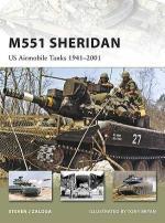 40755 - Zaloga, S. - New Vanguard 153: M551 Sheridan. US Airmobile Tanks 1941-2001